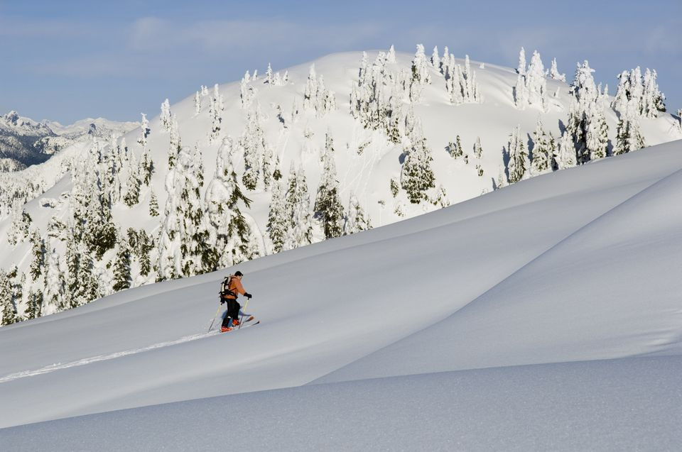 Cypress Mountain, Vancouver, British Columbia, Canada