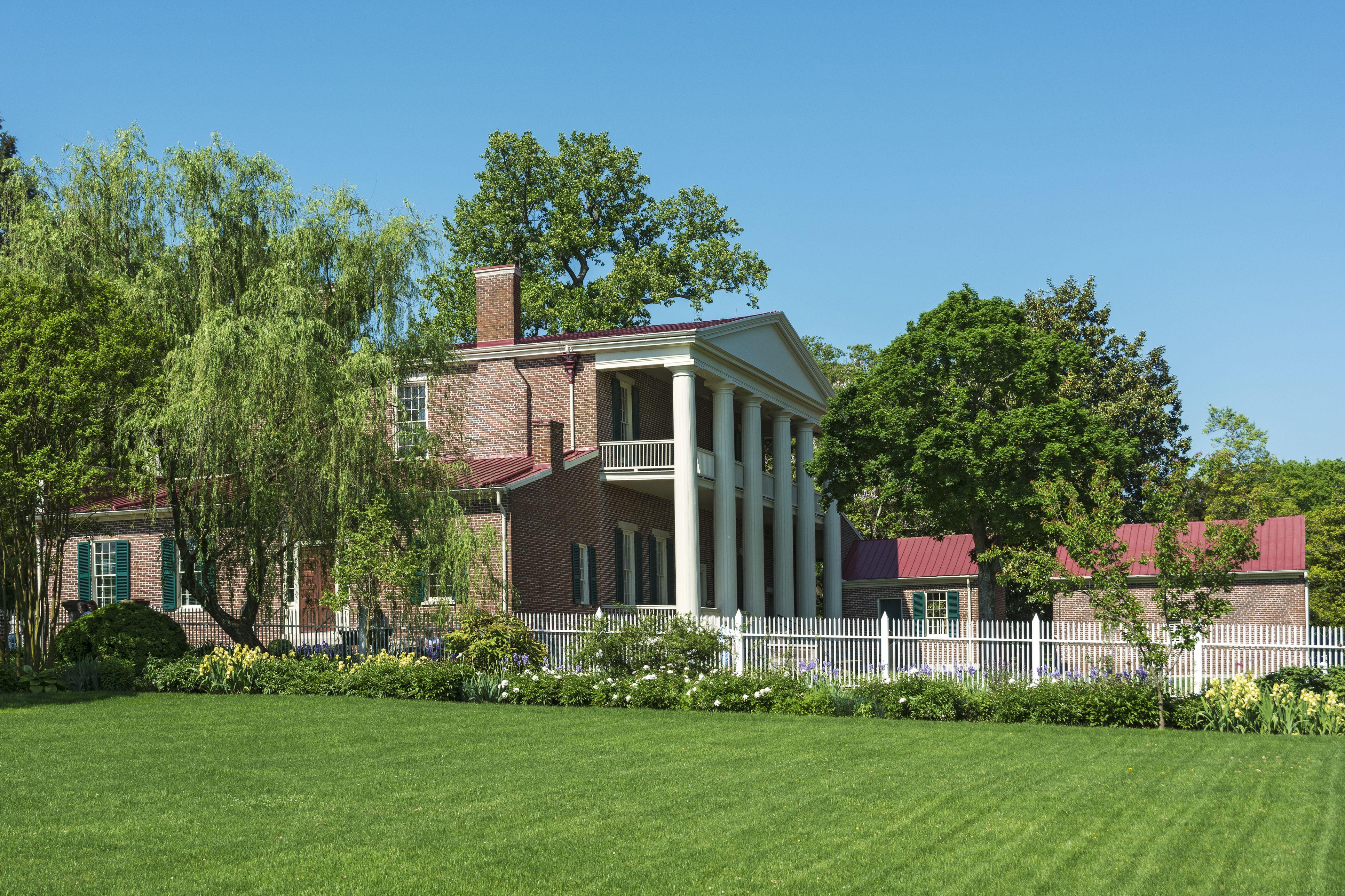 Nashville S Best Historical Homes