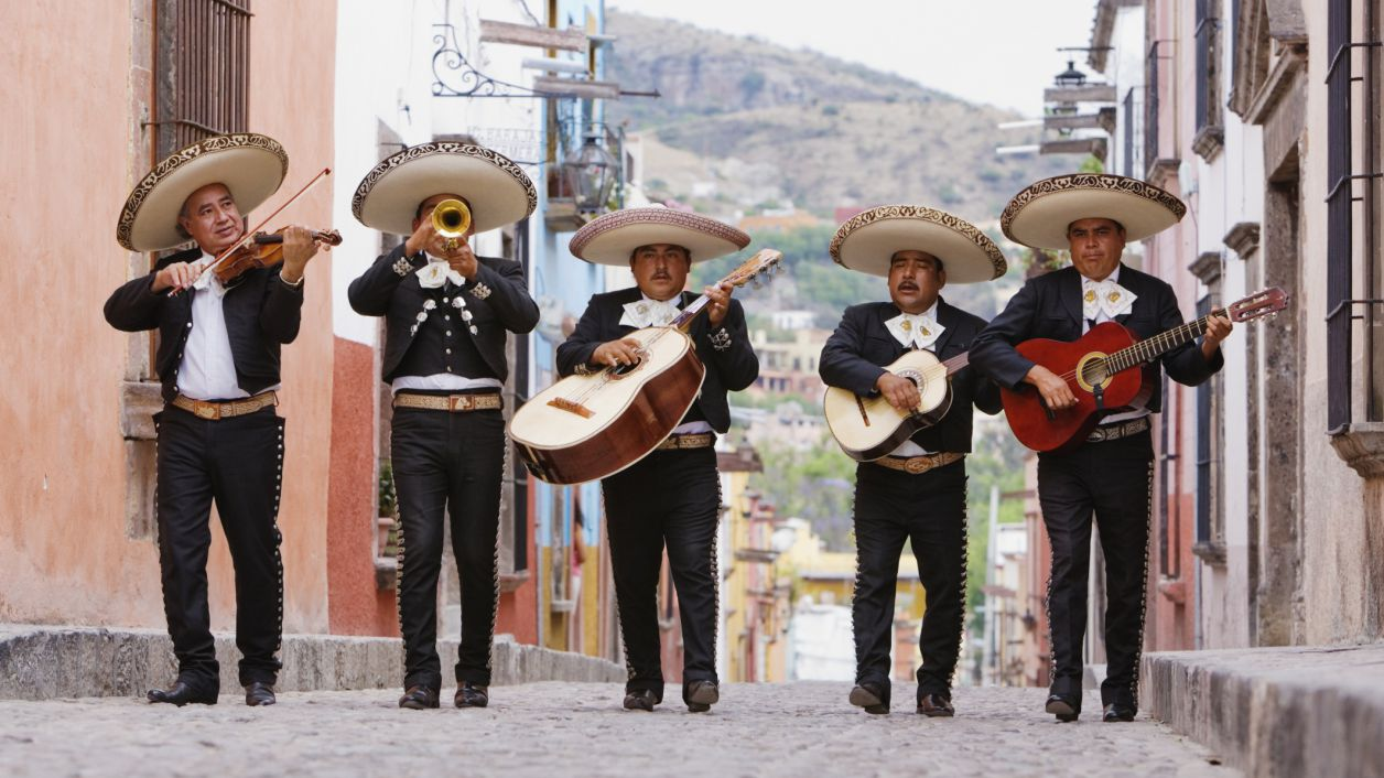Overview of Mexican Mariachi Music