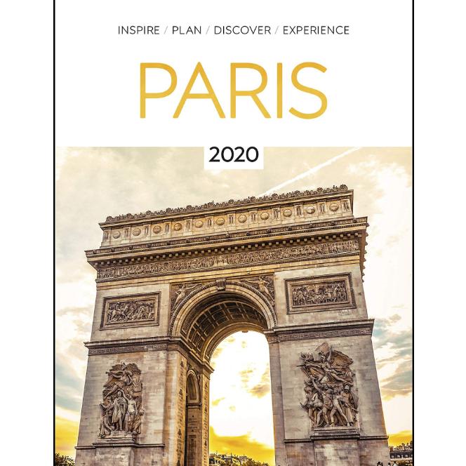 Eyewitness Paris Travel Guide