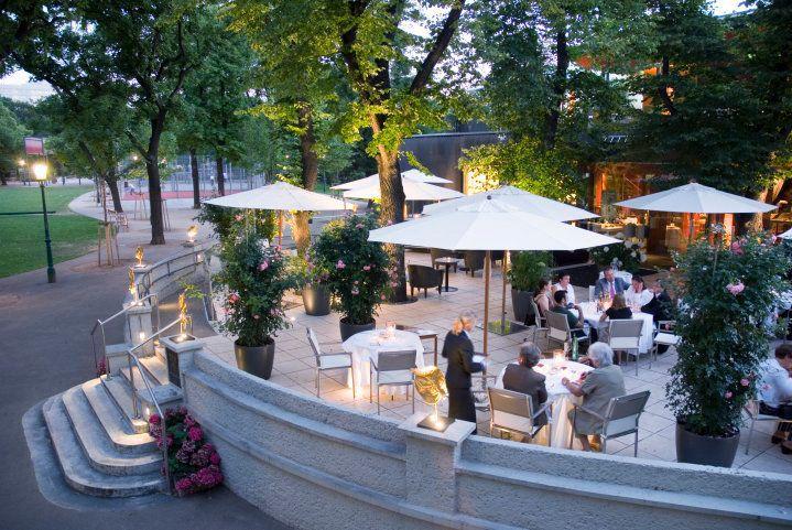 Steirereck im Stadtpark is a Michelin-starred restaurant in Vienna