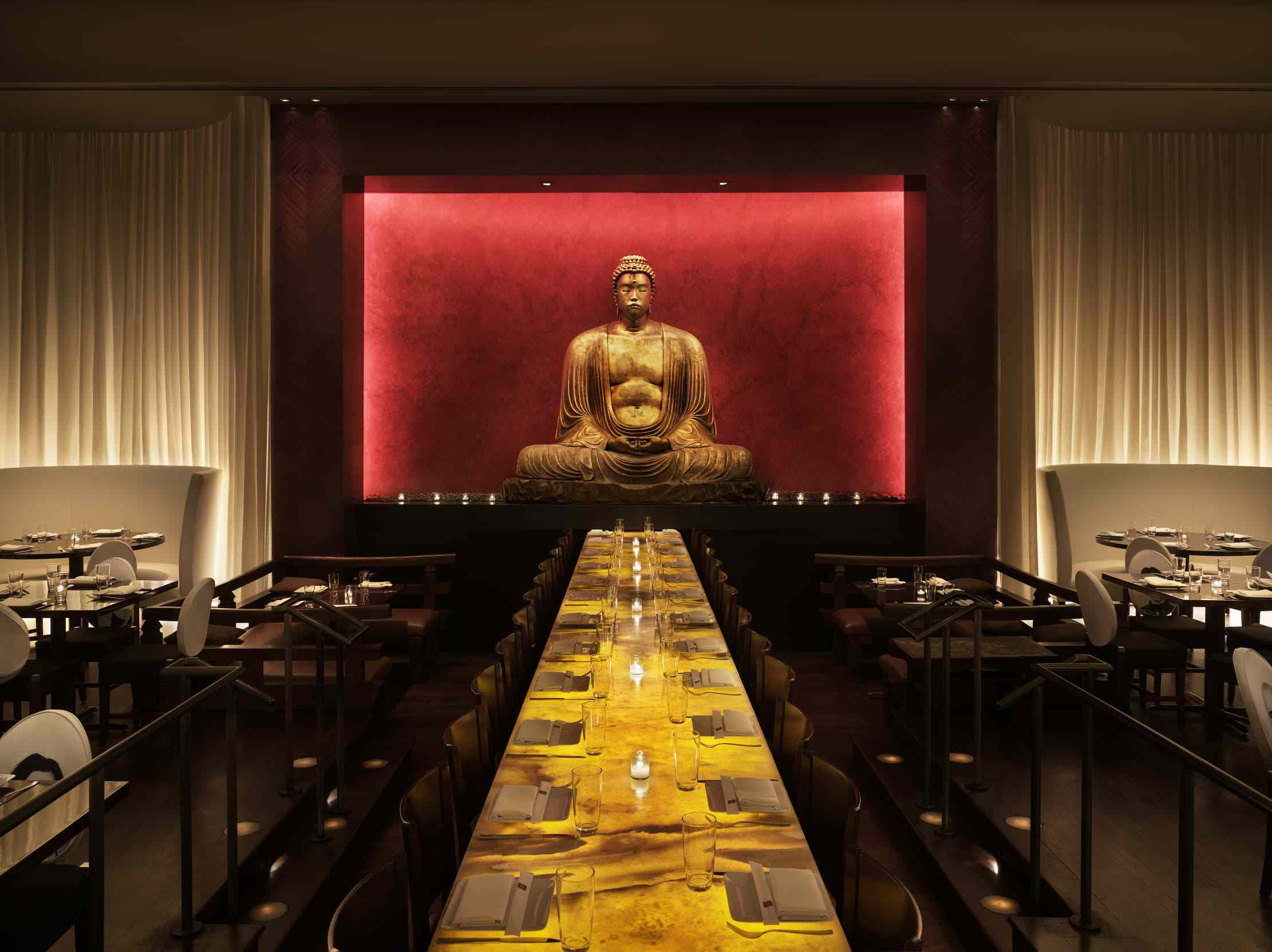 Buddakan Dining Room