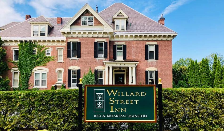 The Willard Street Inn