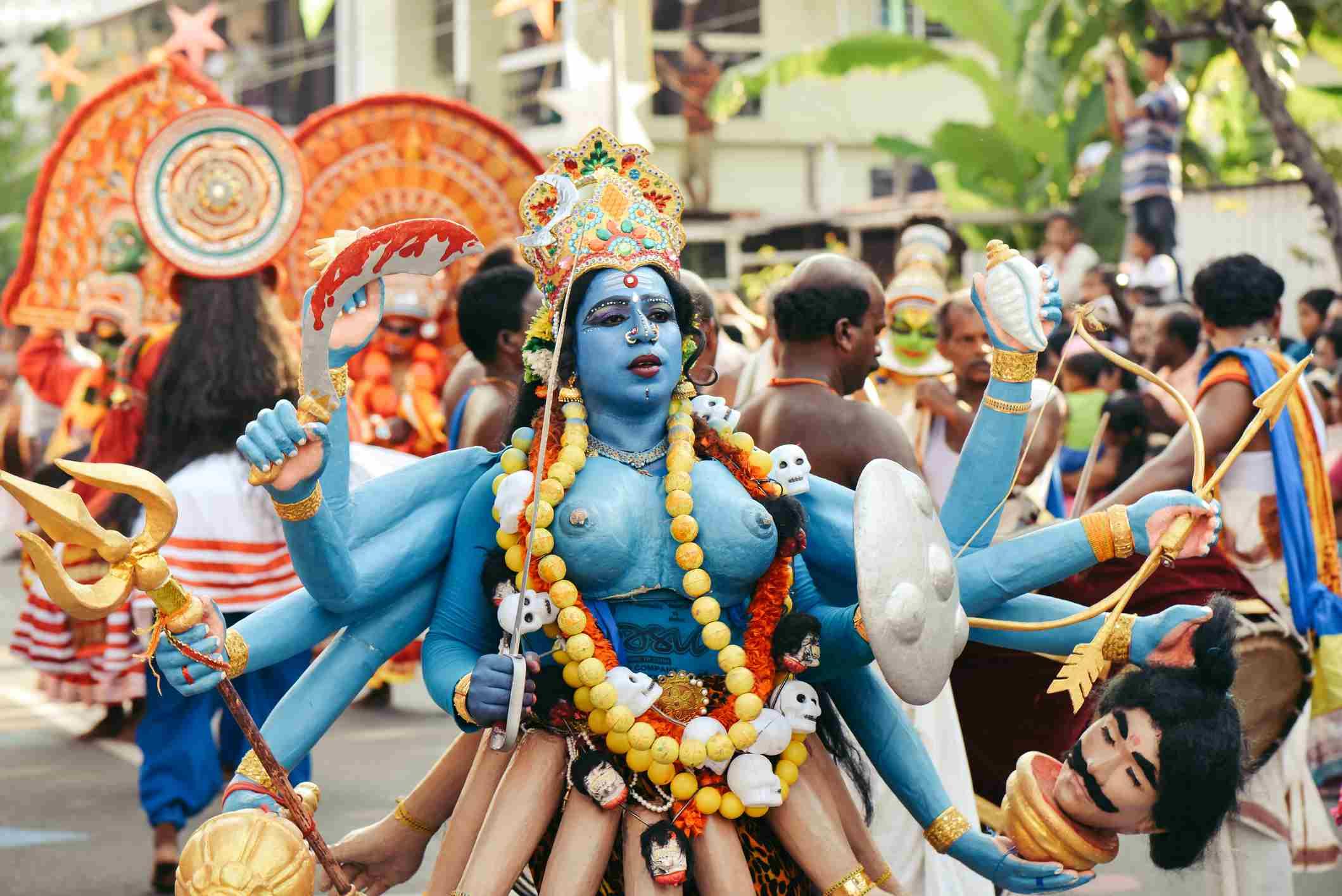 Cochin Carnival.