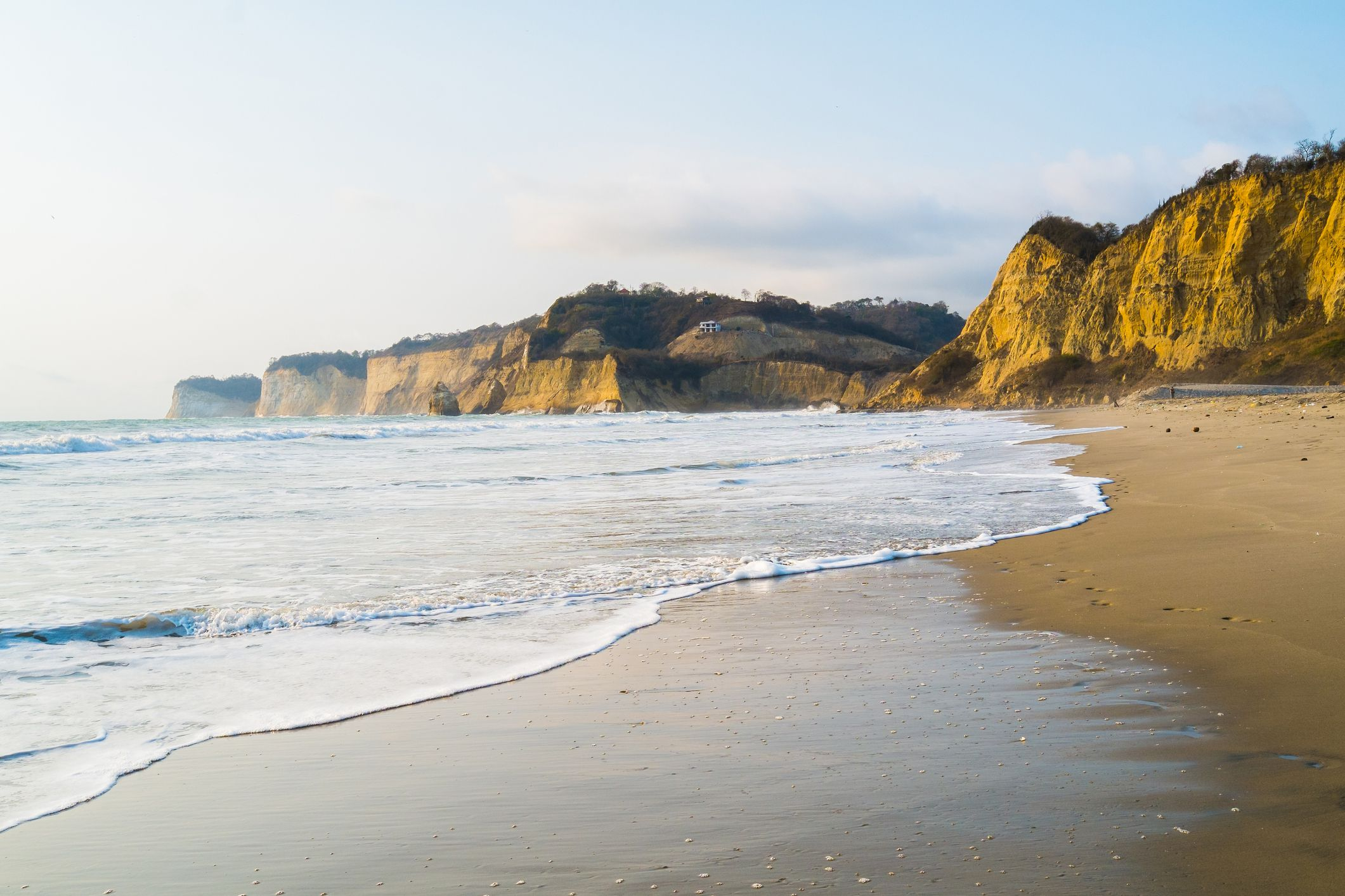 5 Best Beaches in Ecuador