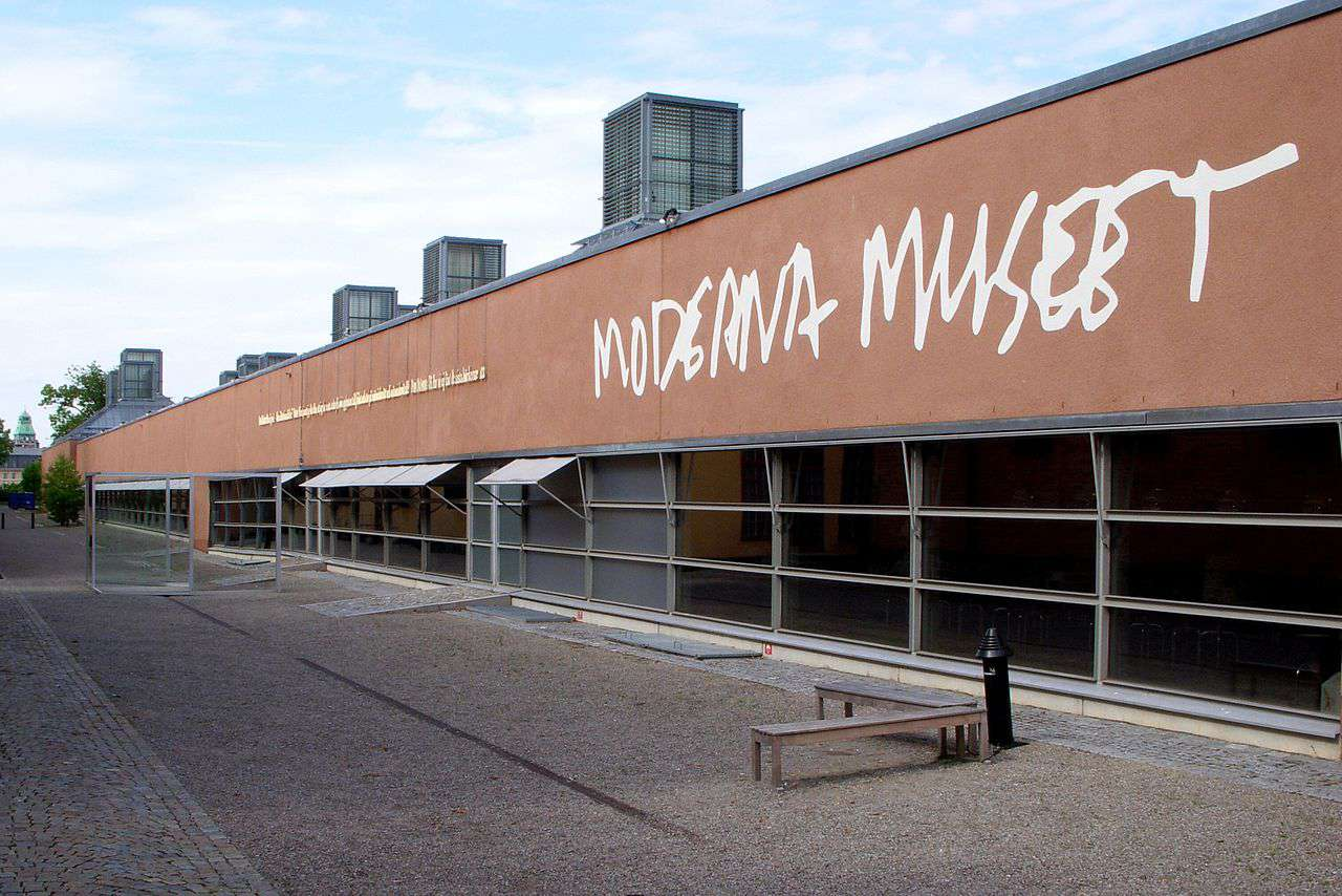 The Moderna Museet in Stockholm