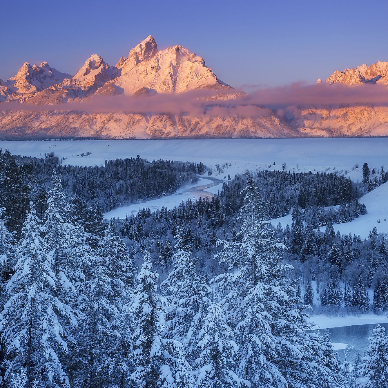 The Best National Parks to Visit for Christmas