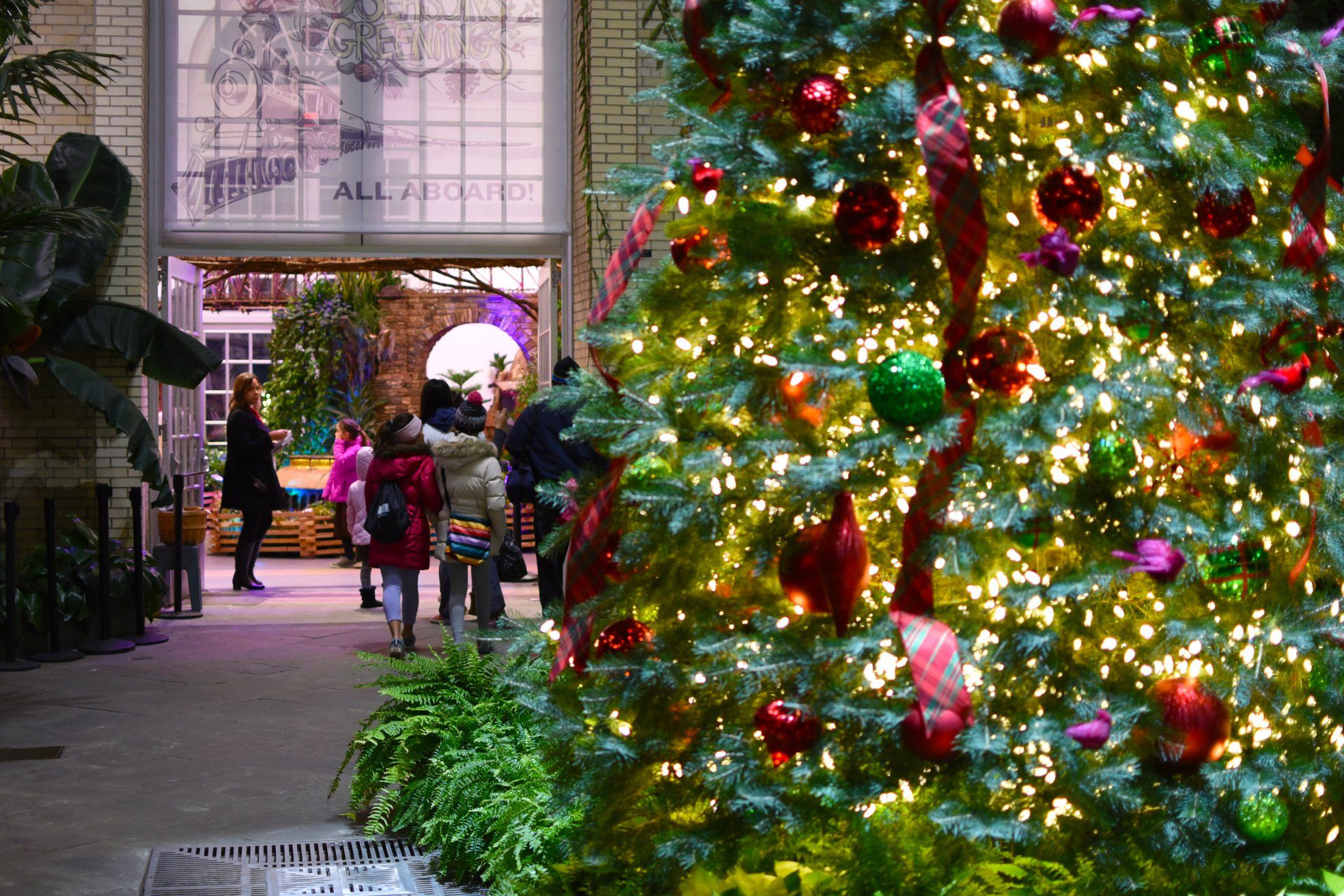 Snowless Christmas Eve Walk >> Free Winter Holiday Events In The Washington D C Area