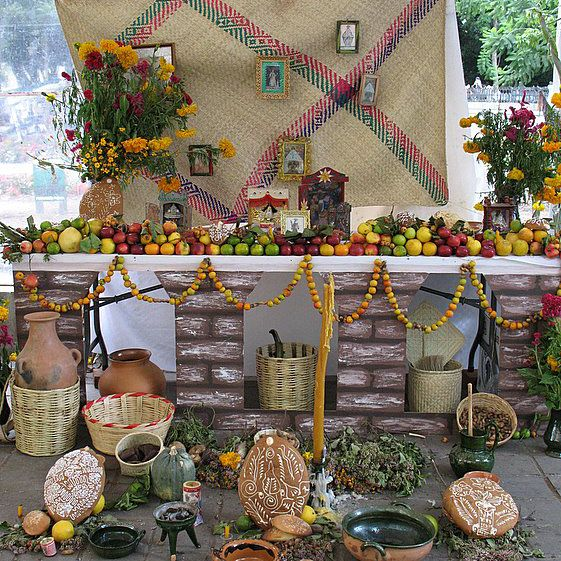 Altar with Petate