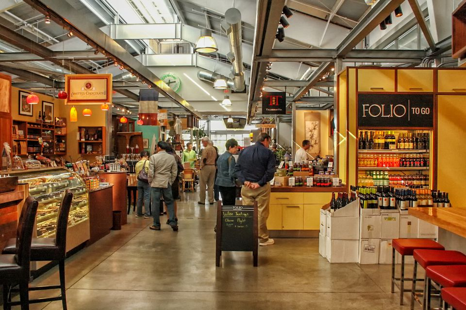 Image result for oxbow public market