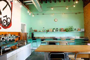 Peace Coffee Wonderland Park