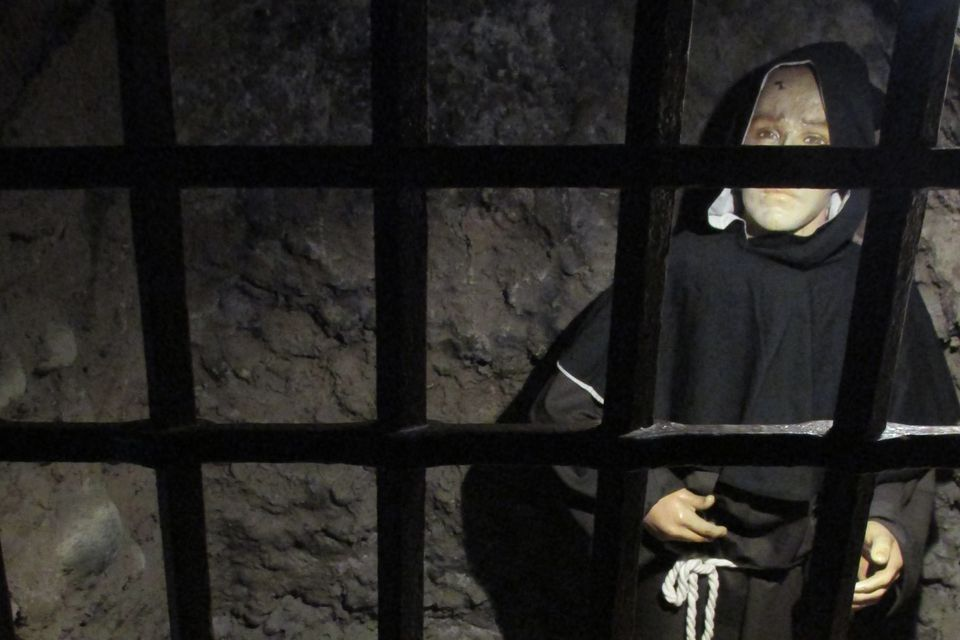Museum of the Inquisition in Lima, Peru