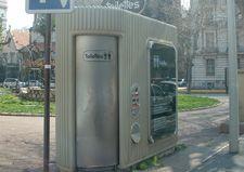 Public Toilets in France
