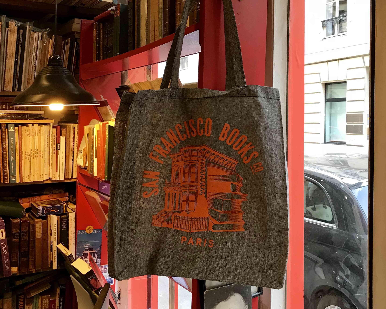 San Francisco Book Company, Paris