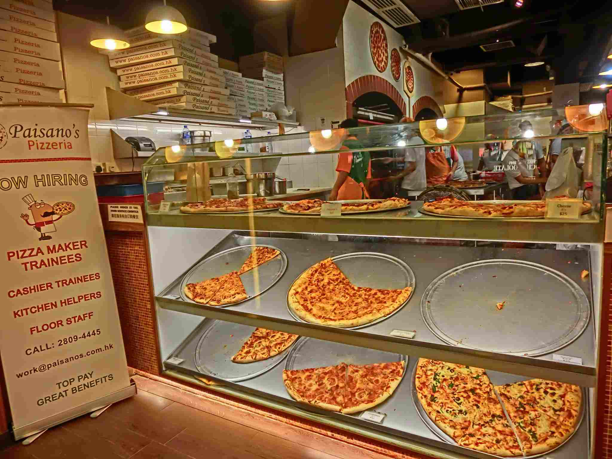 Paisanos Near Me >> Top 4 Pizza Places In Hong Kong