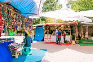 Dilli Haat Market