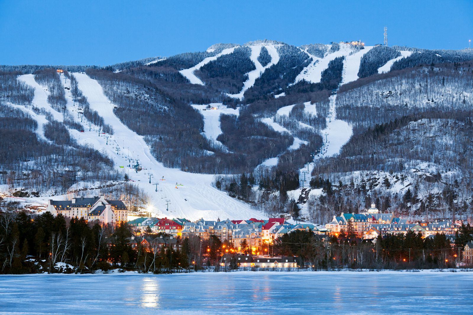 Ski Resorts Near Quebec City
