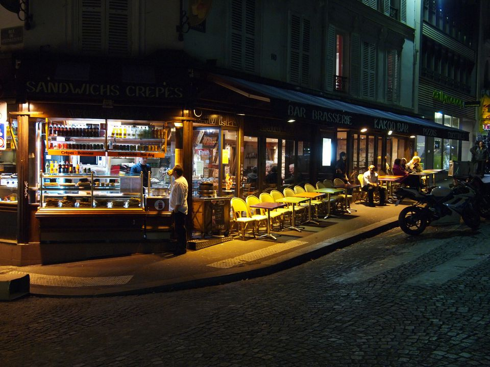 Nightlife in Paris has been somewhat tamped down by recent regulations against noise.