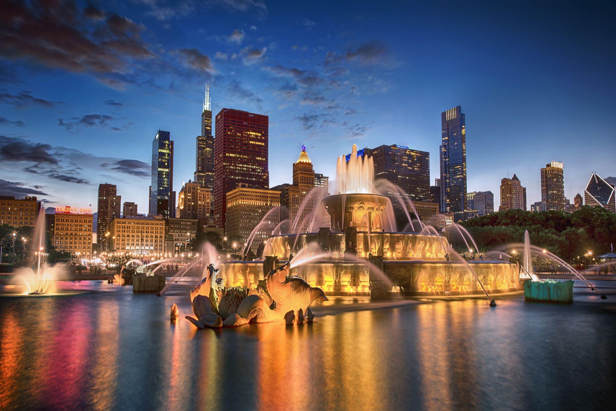 Nejlepší místo pro připojení v chicago