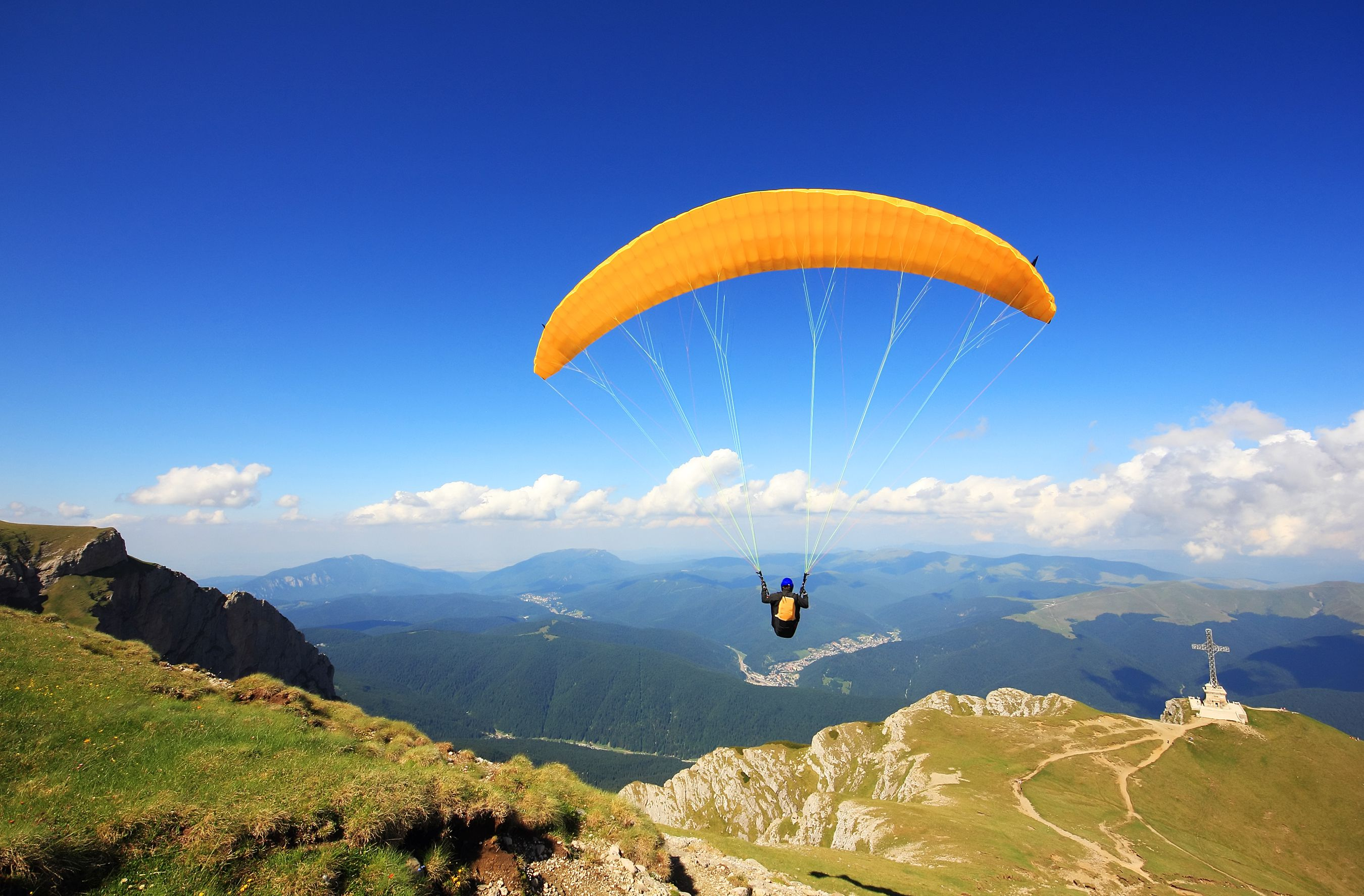 The 15 Best Places in the World to Go Paragliding