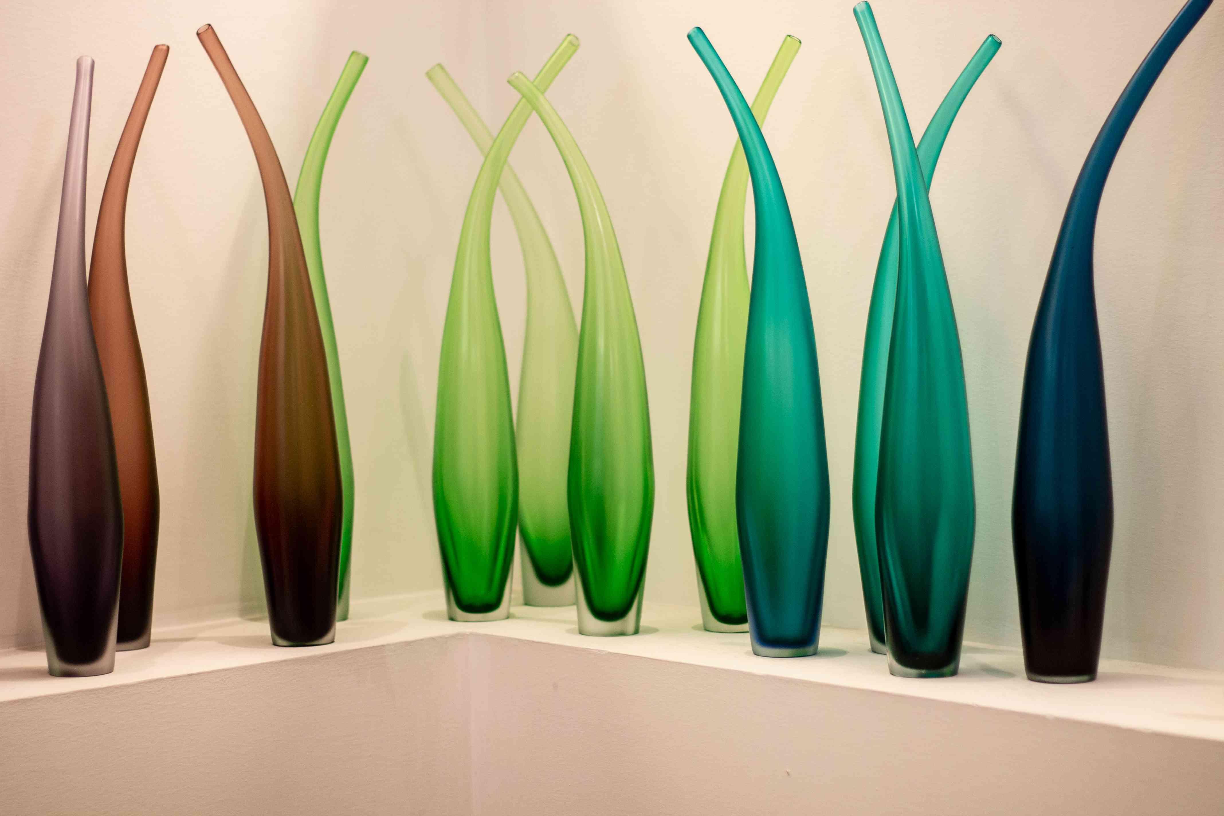 Glass making in Murano, Venice, Italy