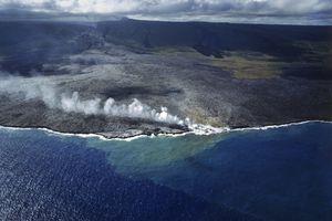 Volcanoes National Park on Hawaii Island
