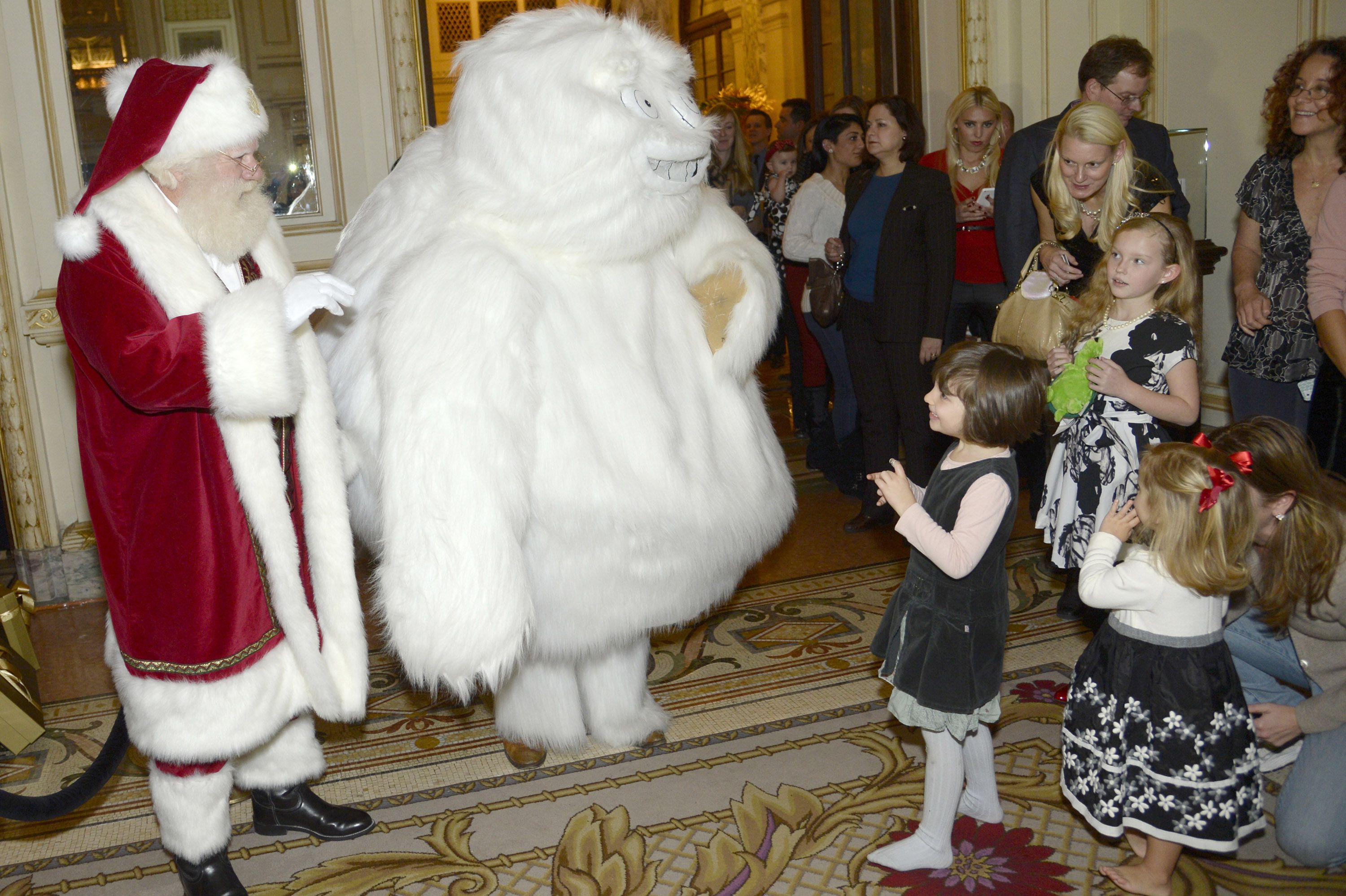 Where to See Santa in New York City