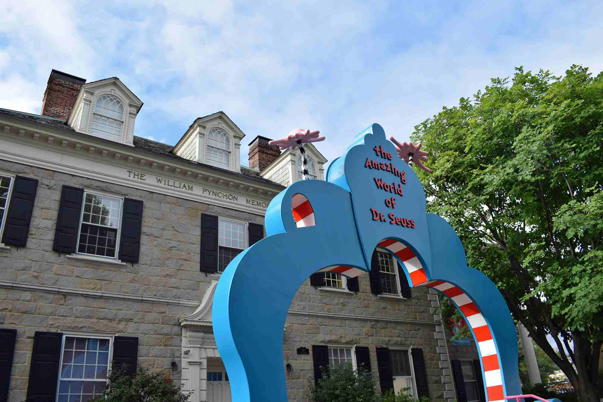 The Amazing World of Dr. Seuss Museum in Springfield