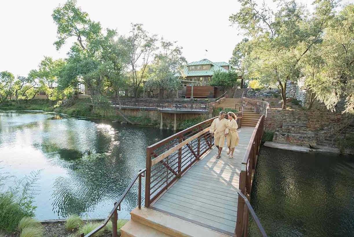 Sunrise Springs Integrative Wellness Resort