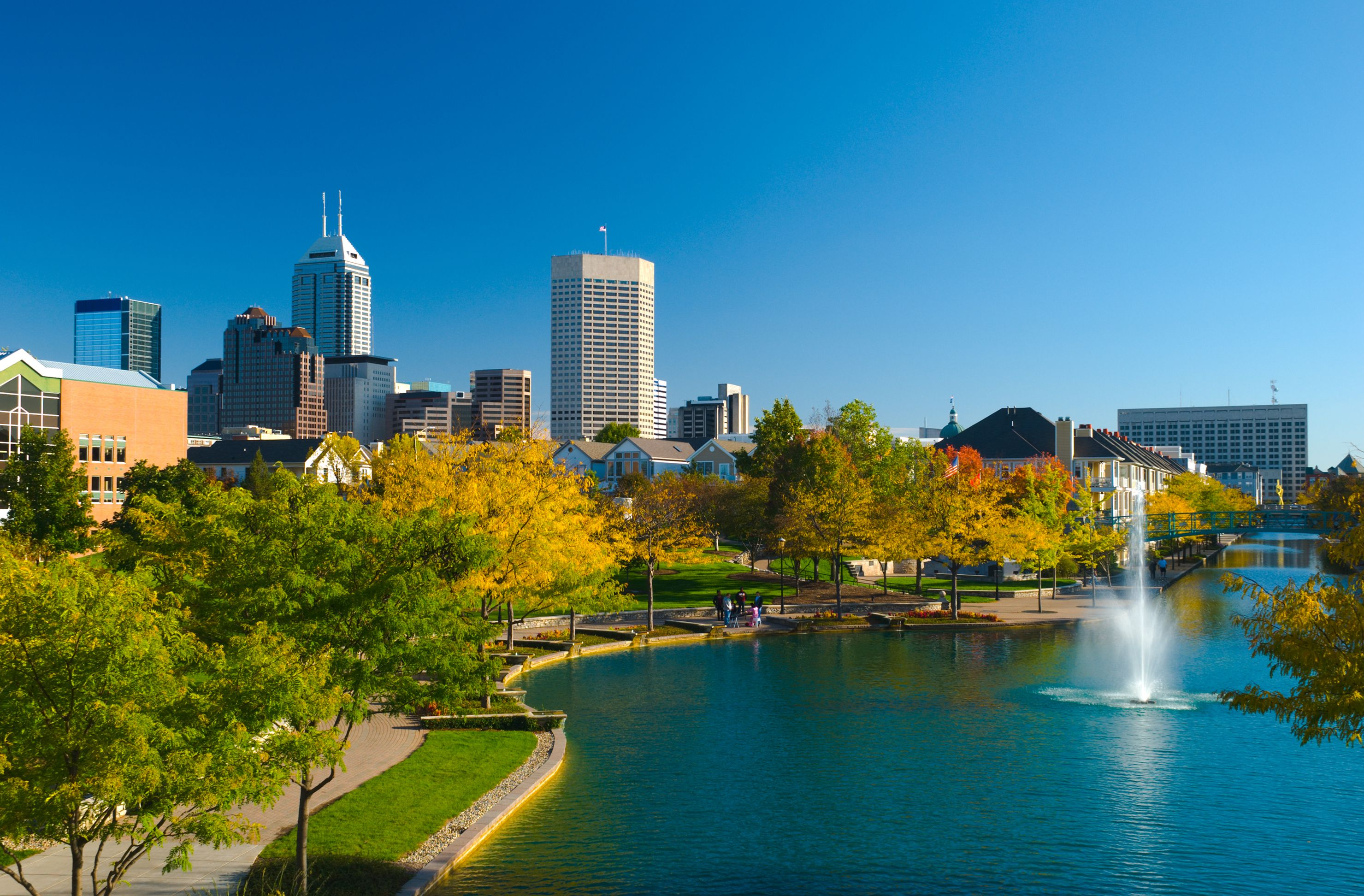 Indianapolis, IN | 10 Best Small Cities for Gamers