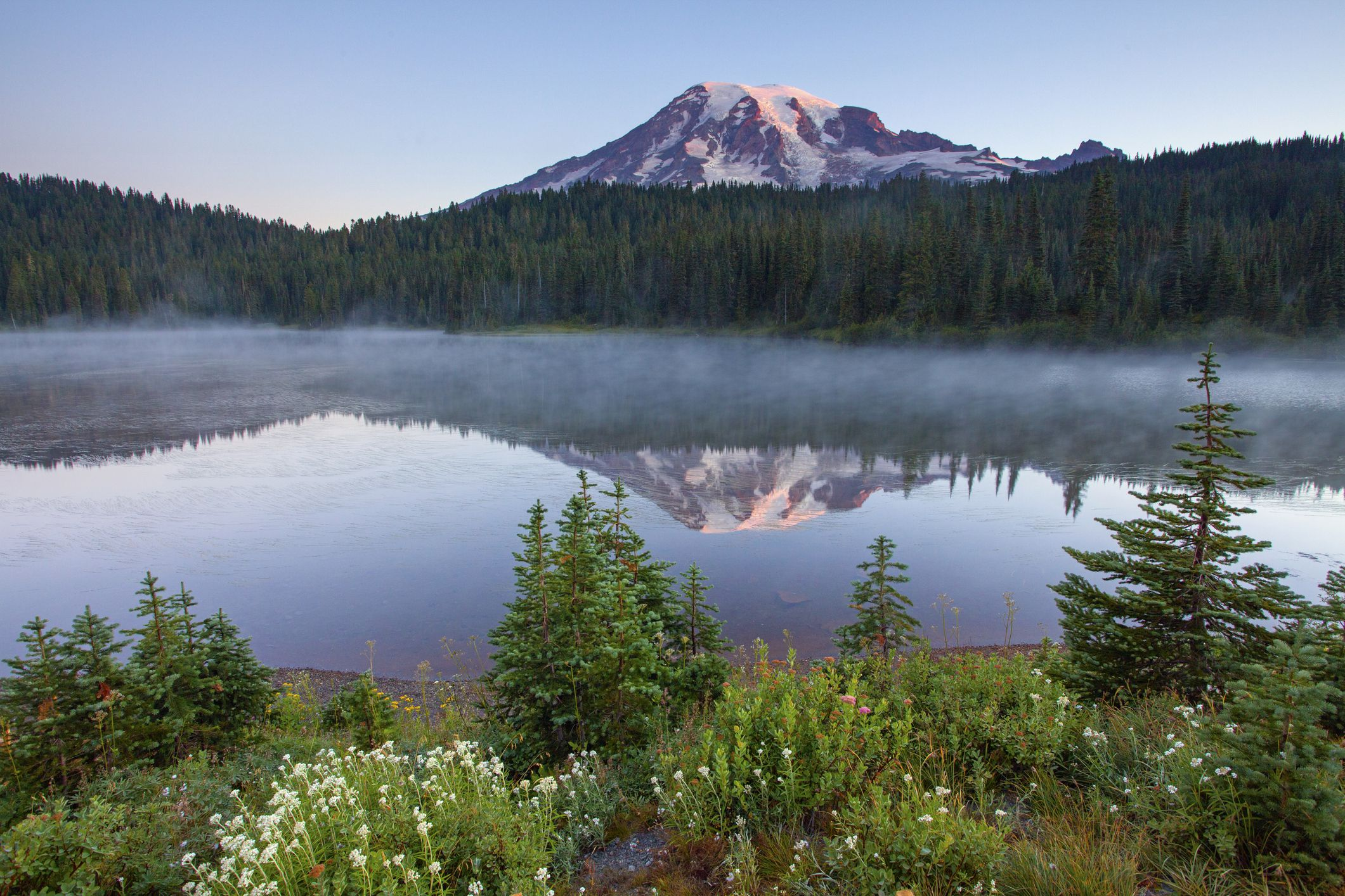 Amazing National Parks Near Seattle