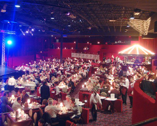 Carousel Dinner Theater, Akron Ohio