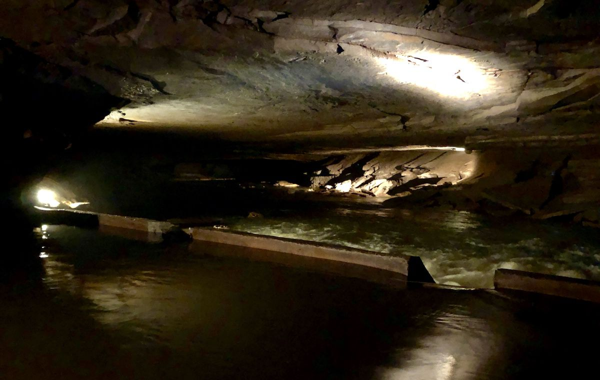 Lost River Cave, Kentucky