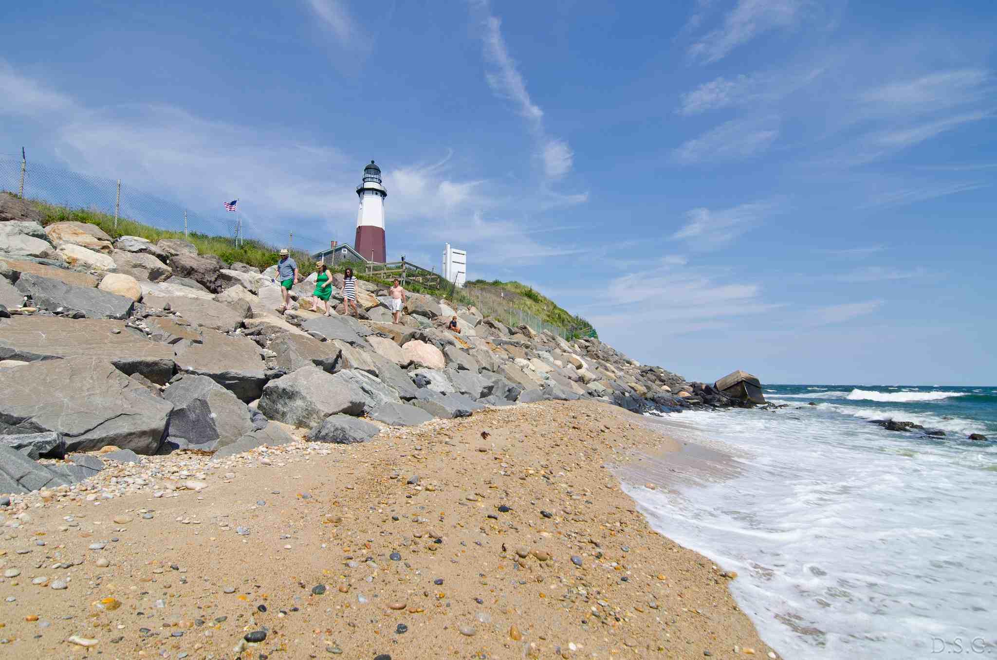 Hamptons - Montauk beach