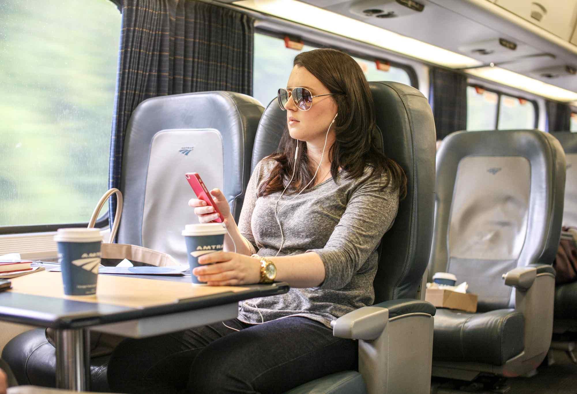 Acela Express Route: Washington, D.C. – Boston