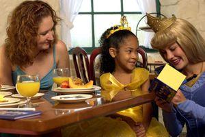 Princess Storybook Dining