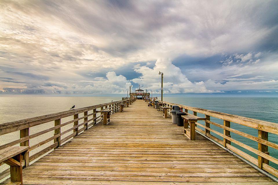 Cherry Grove Pier, North Myrtle Beach