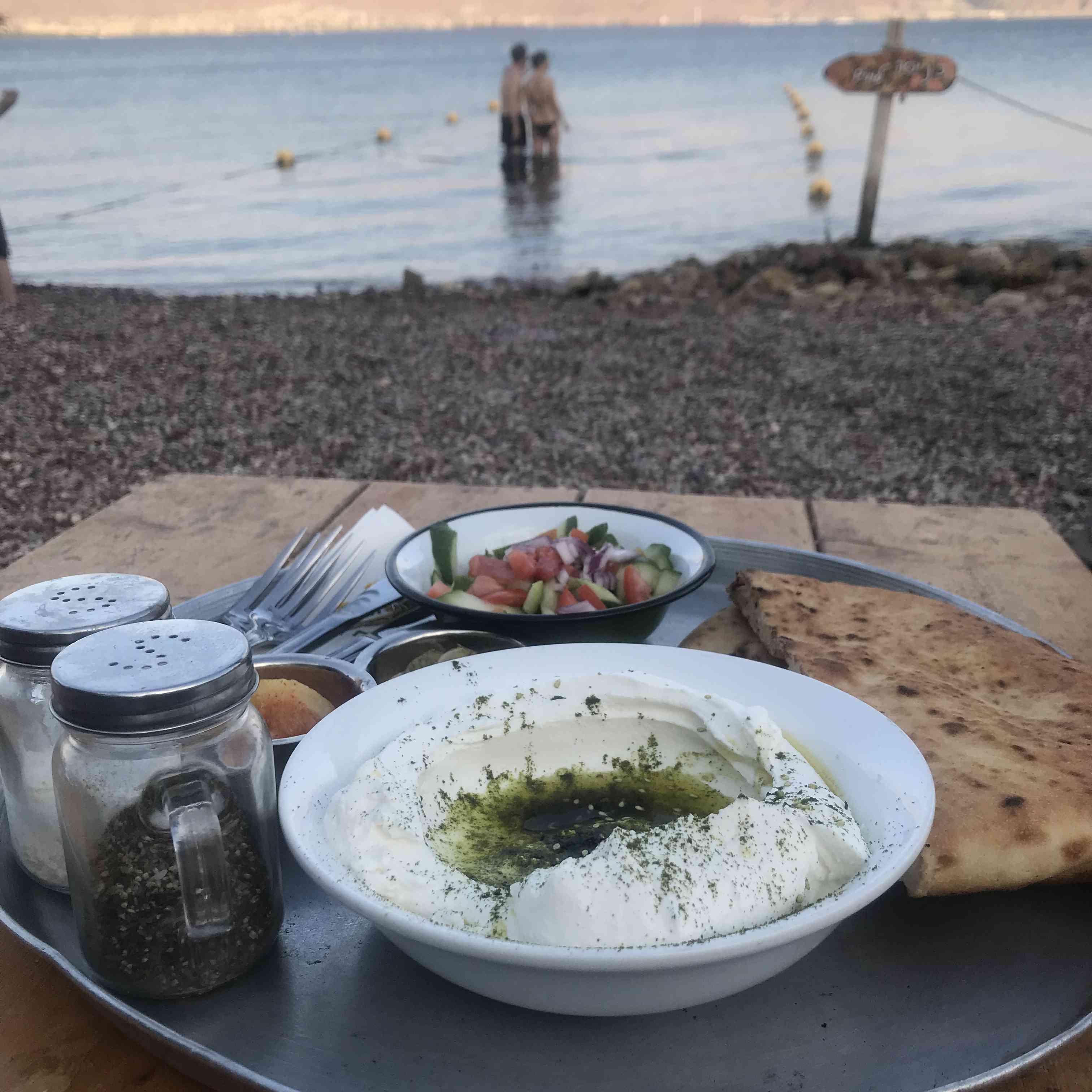 Mosh's Beach Eilat