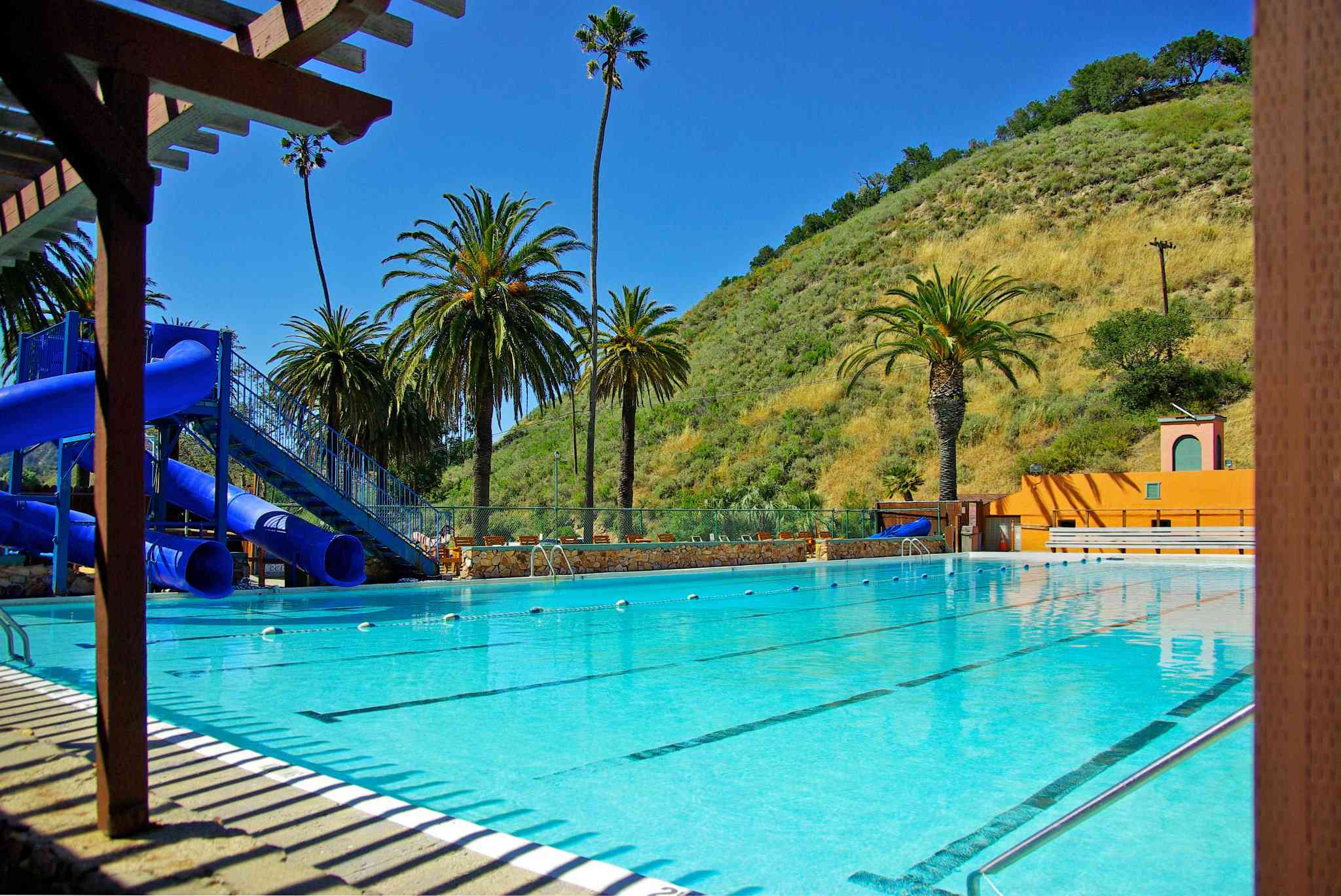 The Pool at Avila Hot Springs