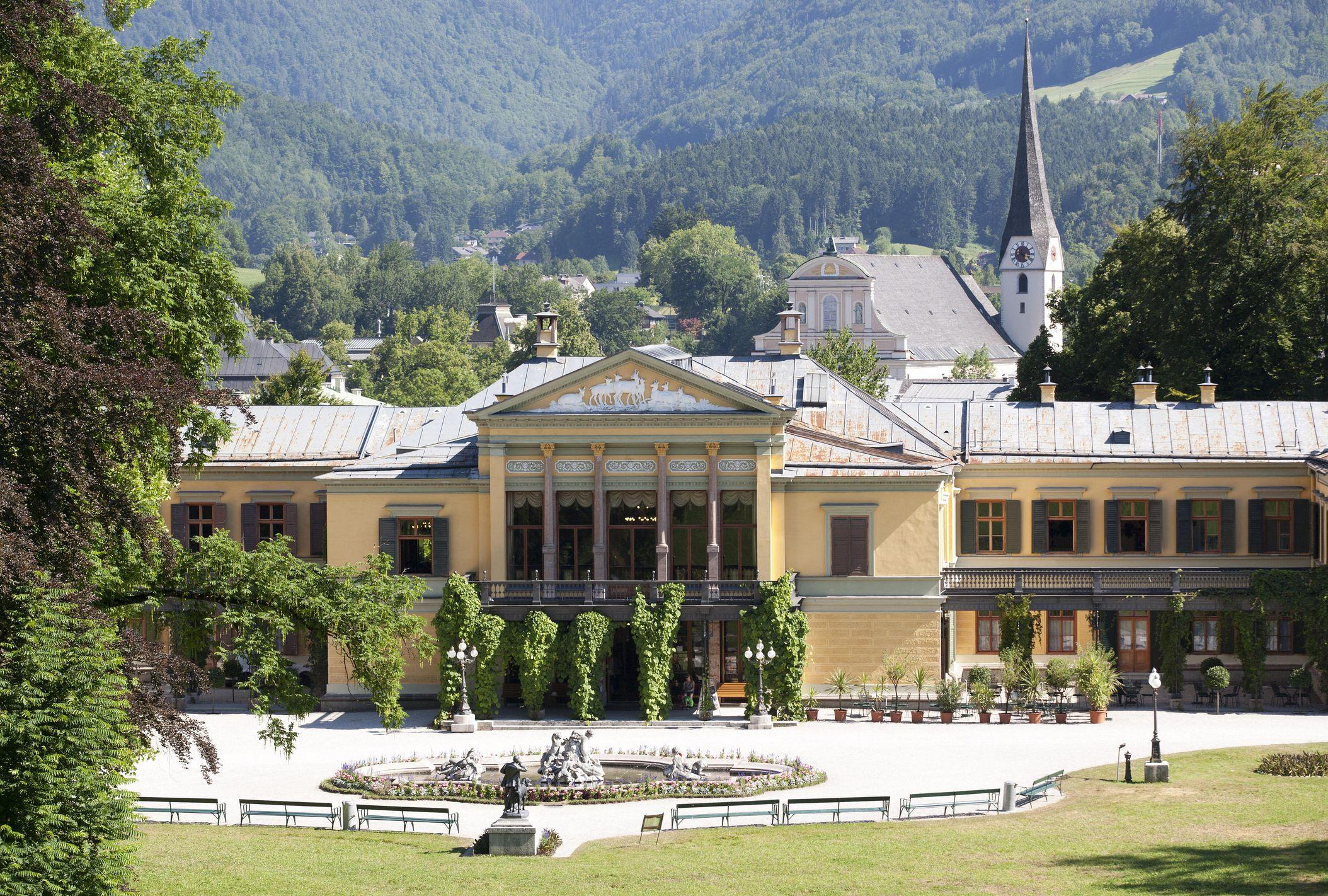 Kaiservilla in Bad Ischl, Austria