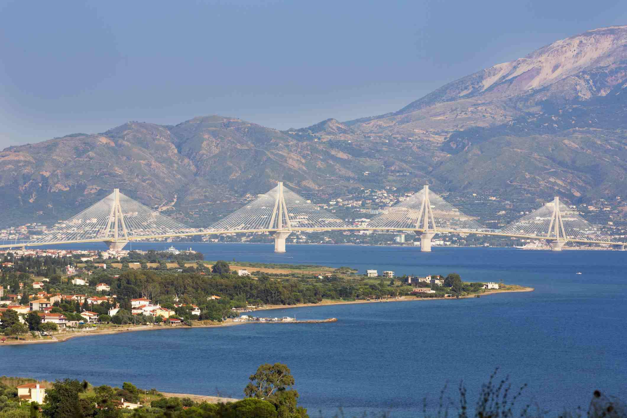 Rio-Antirron Bridge