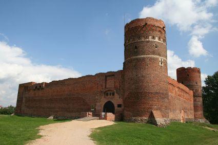 Ciechanow Castle Poland