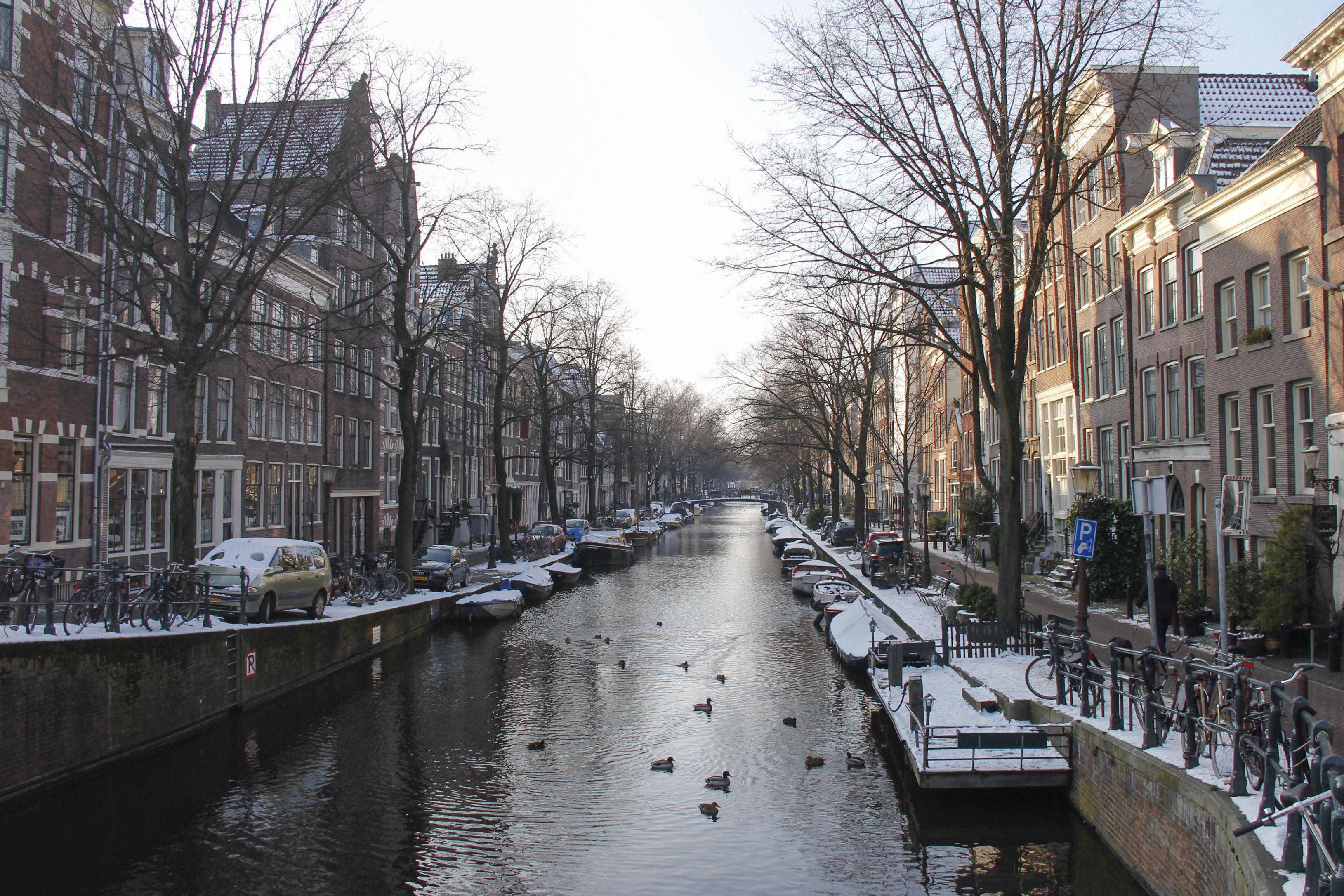 Beautiful Amsterdam