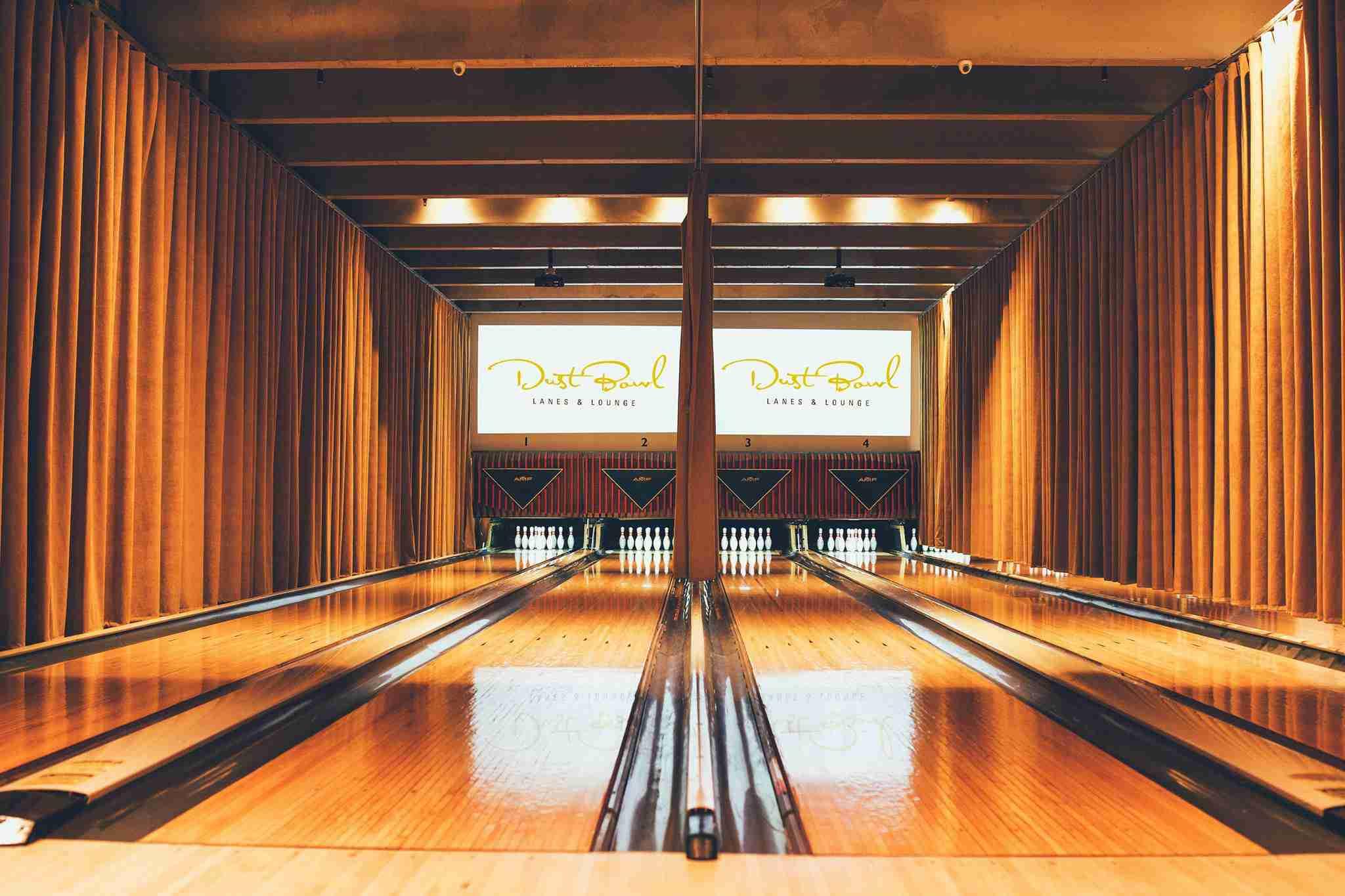 Dust Bowl Lanes & Lounge OKC
