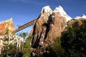 Expedition Everest Disney World