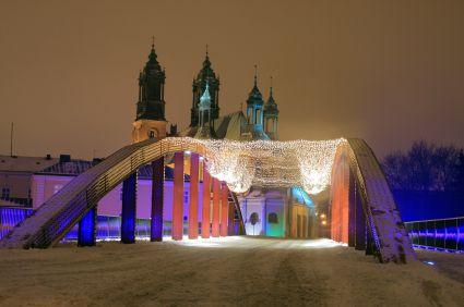 Christmas in Poznan, Poland