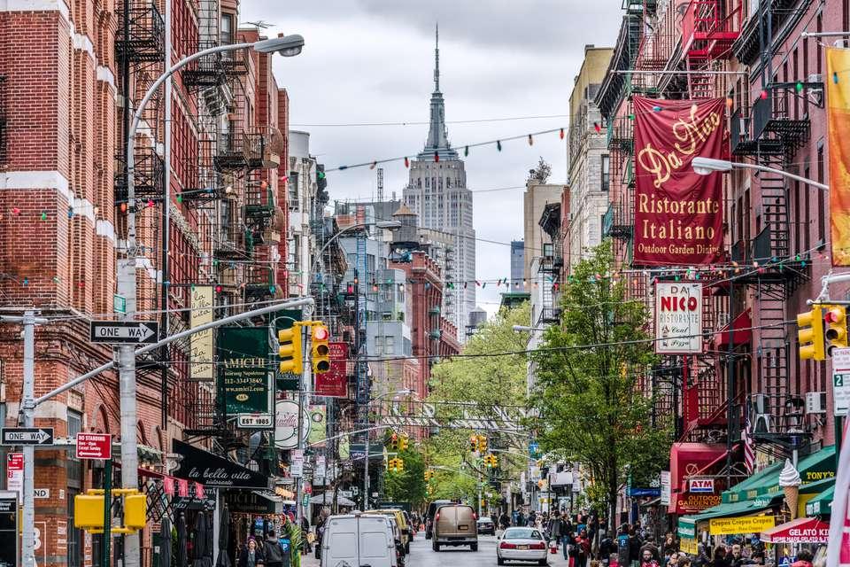 Barrio italiano de Nueva York