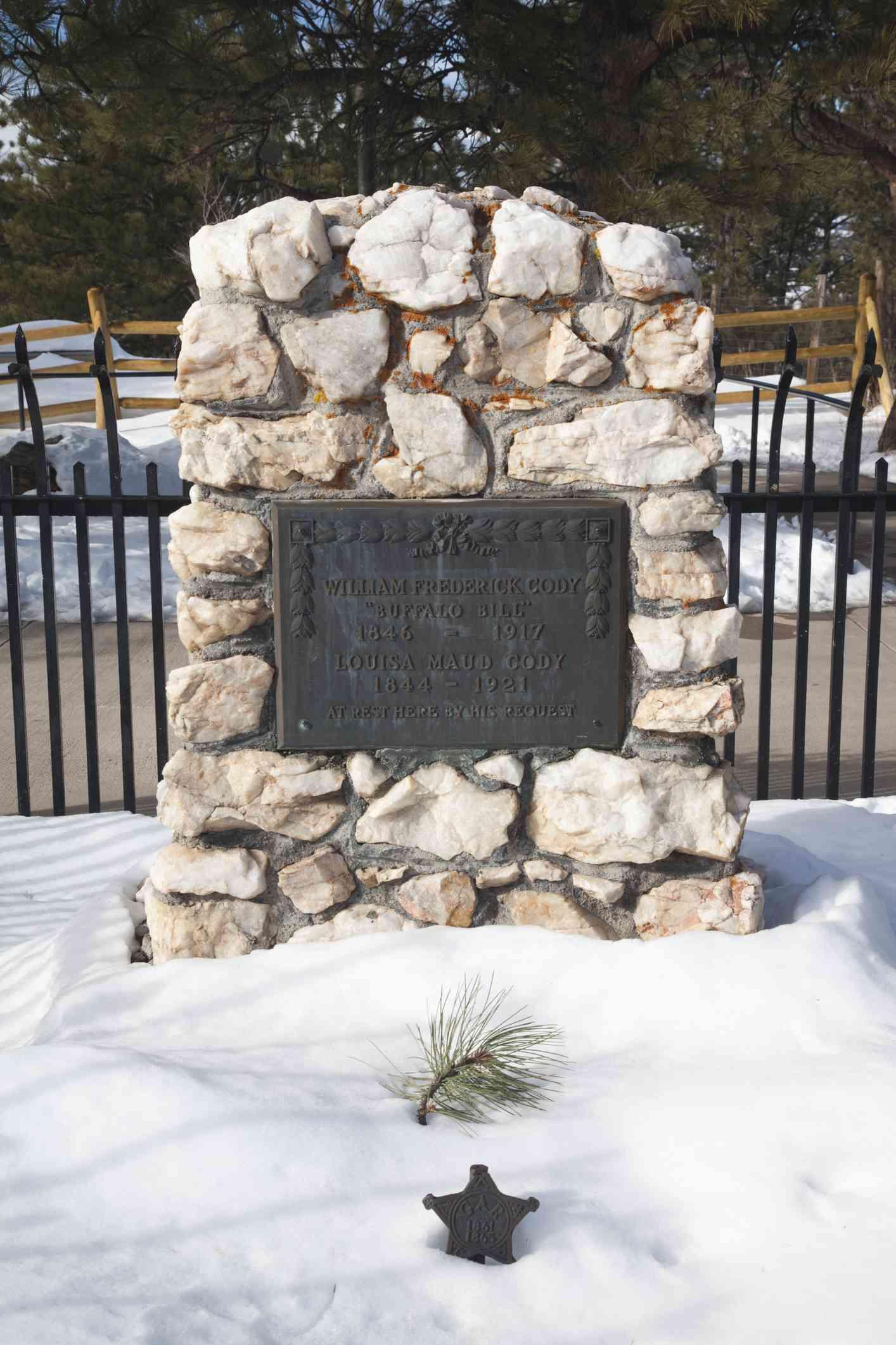 Buffalo Bill grave, Golden, Colorado