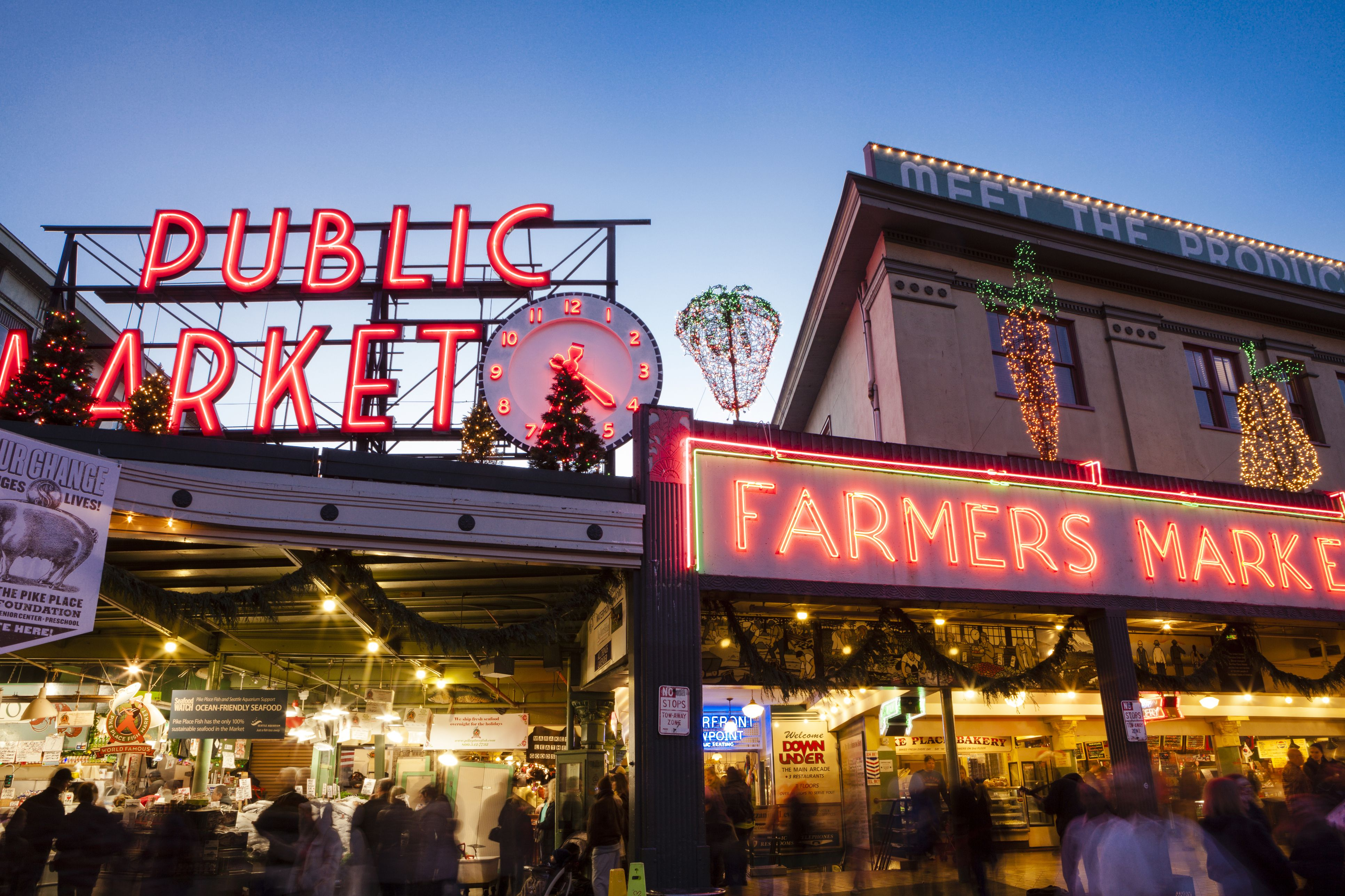 Top 10 Fun Things to Do at Pike Place Market in Seattle