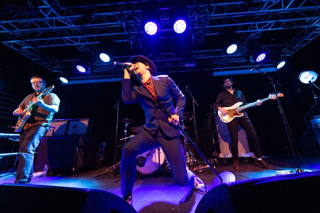 Maximo Park Performs At The Liquid Room Edinburgh